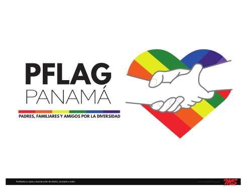 Logotipo de PFLAG Panamá